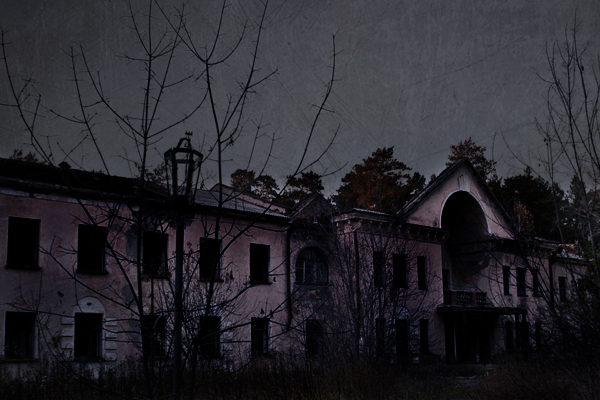 Картинки по запросу кащенко больница ночь