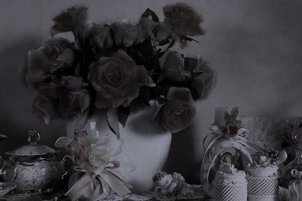 страшная история про цветок
