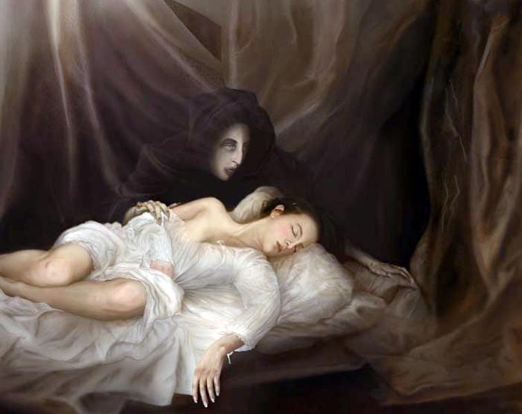 легенда и история о демоне мара