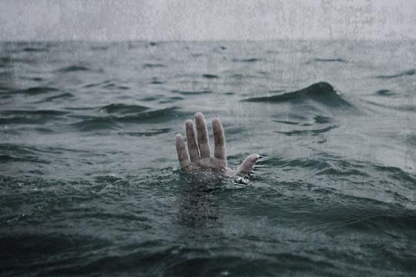 страшная история об утопленнице в реке
