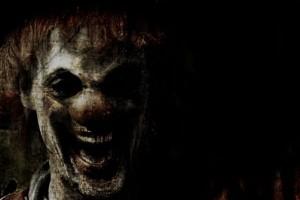 страшная история про клоуна