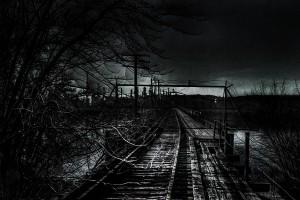 страшная история призрак на железной дороге