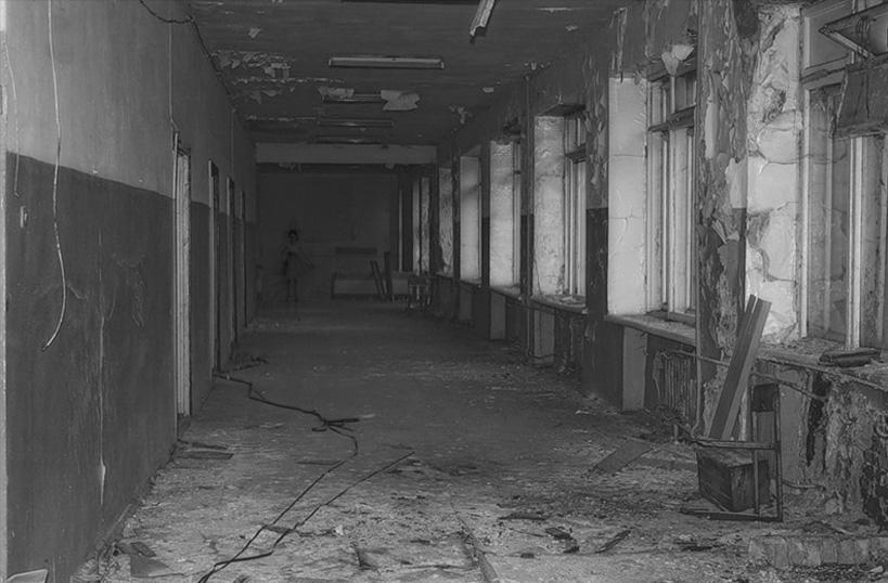 страшилки про заброшенную школу и призрак