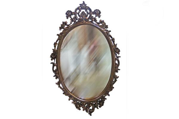 страшное зеркало