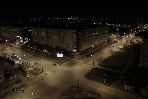 страшилка на ночь перекрёсток