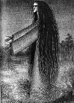 мара, марок демон славянской мифологии